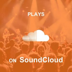 Buy SoundCloud Plays on Let Music Plays