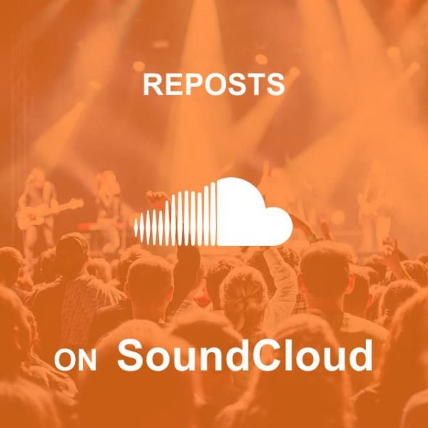 Buy SoundCloud Reposts on Let Music Plays
