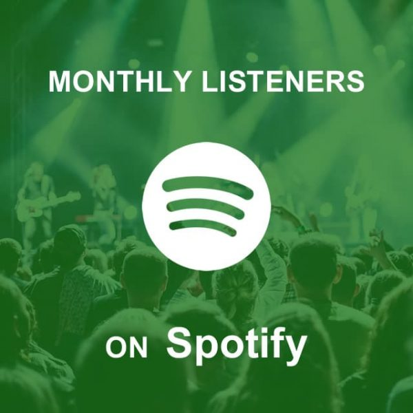 Buy Spotify Monthly Listeners on Let Music Plays