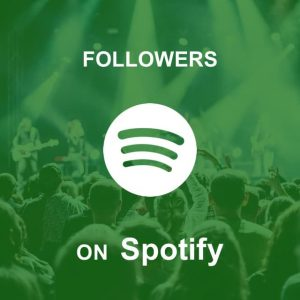Buy Spotify Followers on Let Music Plays