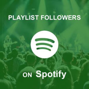 Buy Spotify Playlist Followers on Let Music Plays