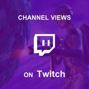Buy Twitch Channel Views on Let Music Plays
