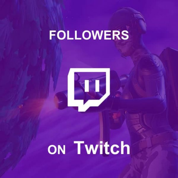 Buy Twitch Followers on Let Music Plays