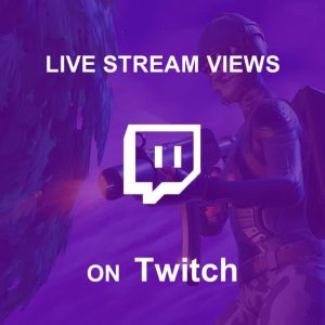 Buy Twitch Live Stream Plays on Let Music Plays