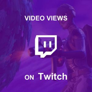 Buy Twitch Video Views on Let Music Plays