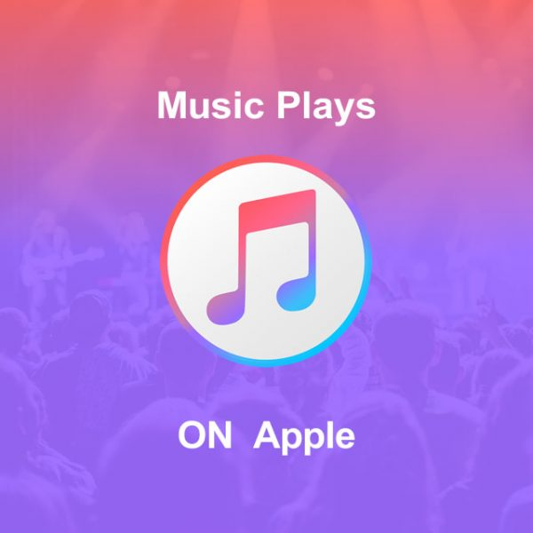 Buy Apple Music Plays